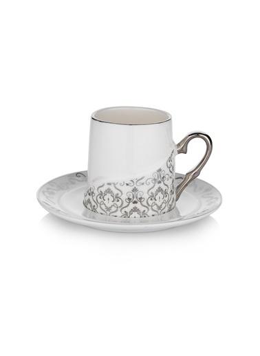 Schafer Ottoman Kahve Fincan Takımı - GUM05 Renkli